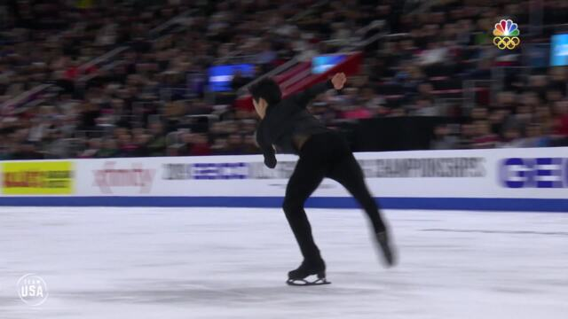 Nathan Chen Is A National Champion | Champions Series Presented By Xfinity