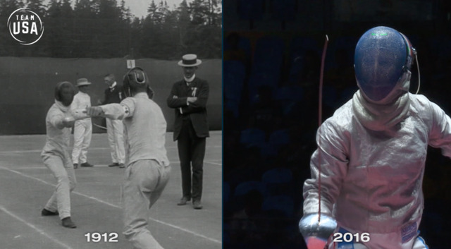 Then & Now: Fencing