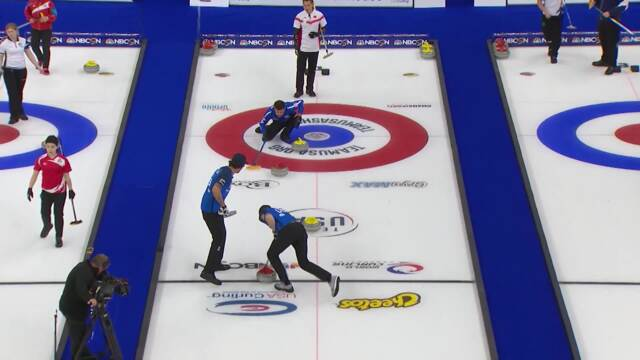 Curling Night In America | Episode 3: U.S. Men vs China