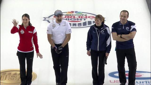 Tune In Oct. 18 For Curling Night In America