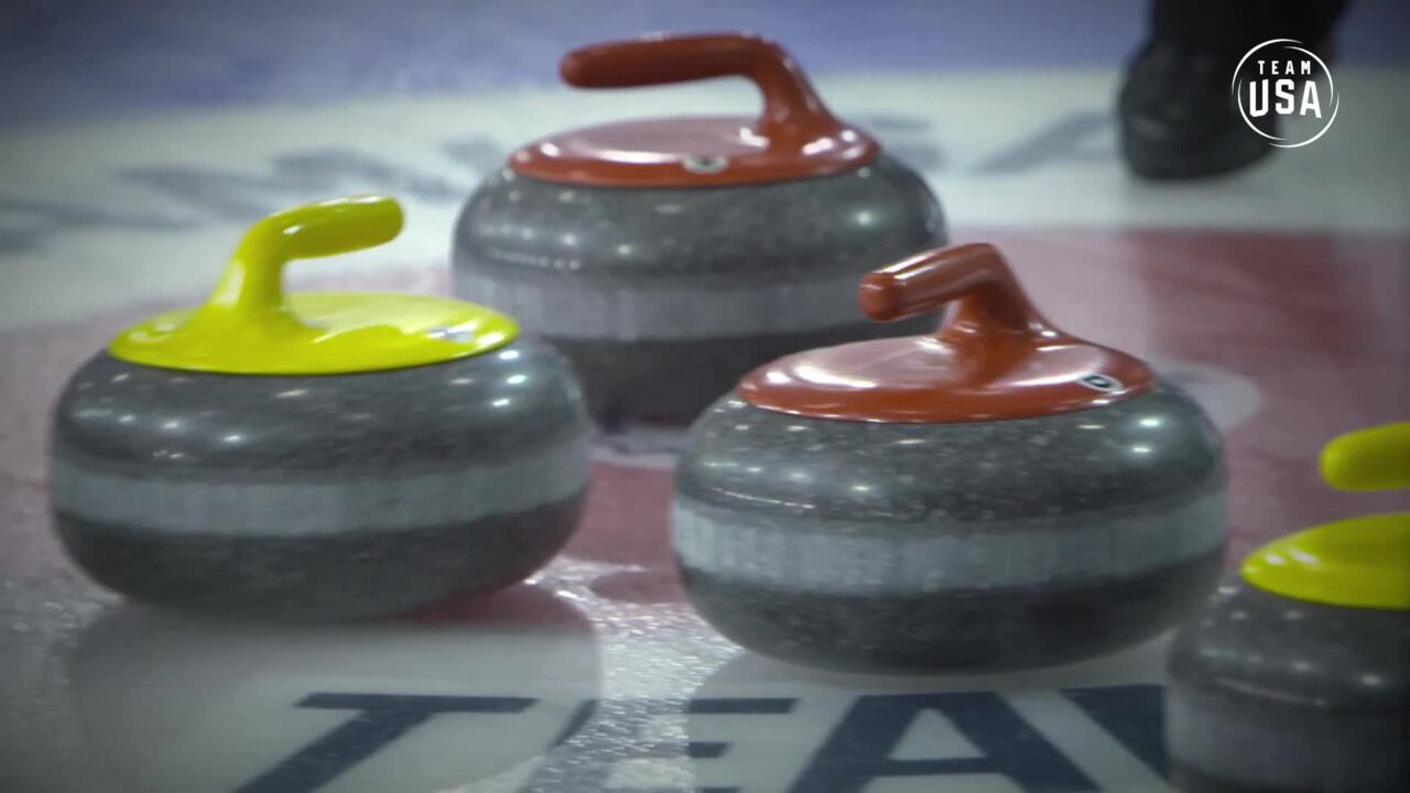 Curling Night In America | Curling Stones Explained