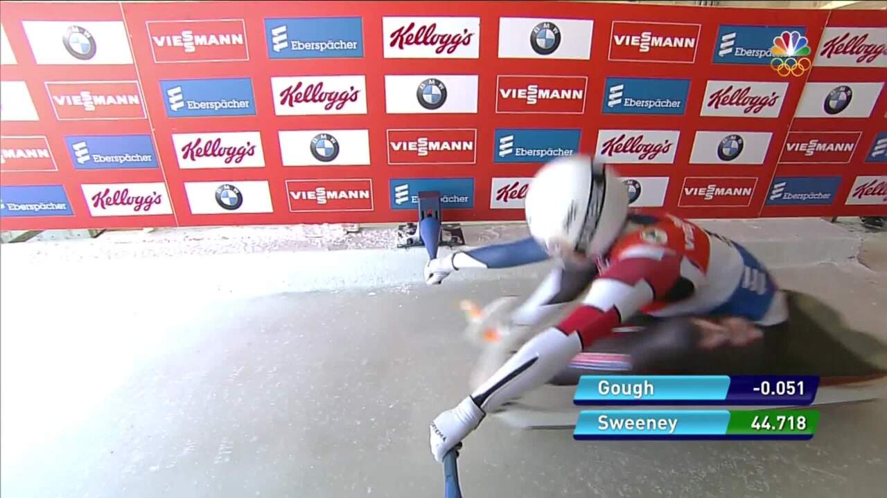 Winter Champions Series: Luge Highlights