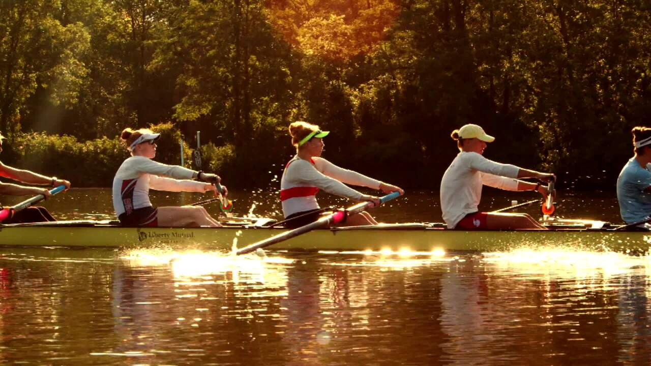 Connecting to the Water | Rowing | Team USA Hometown Stories
