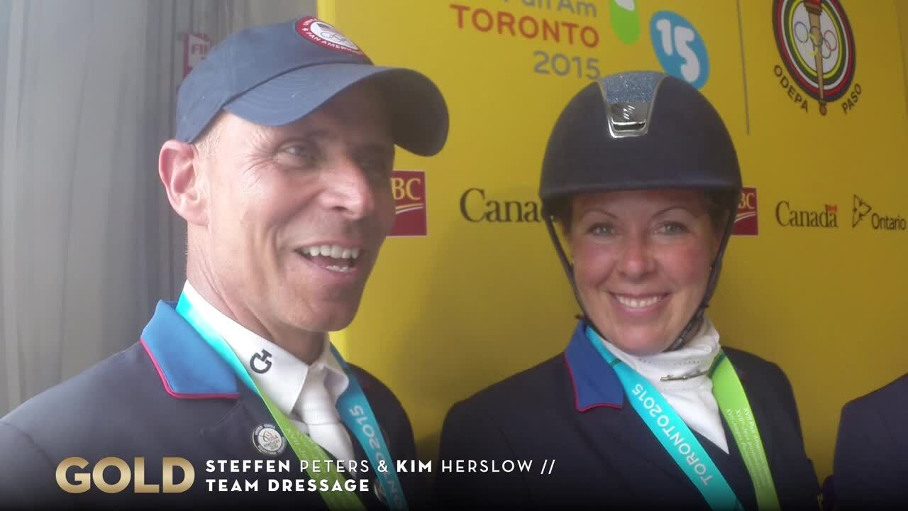 Dressage Team Punches Ticket To Rio