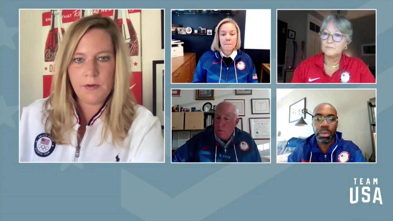 USOPC Leadership | Beijing 2022 Team USA Media Summit