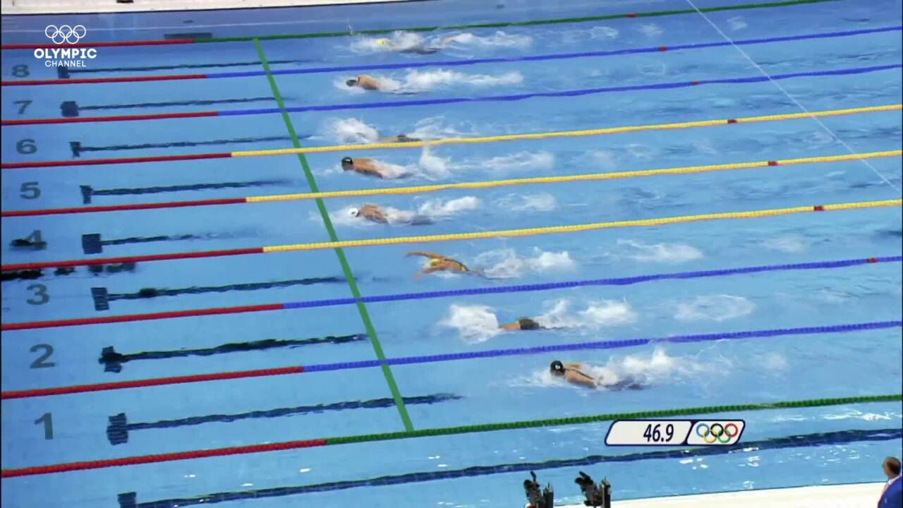 Olympic Channel: On The Record: Michael Phelps Record Eight Gold Medals In Beijing