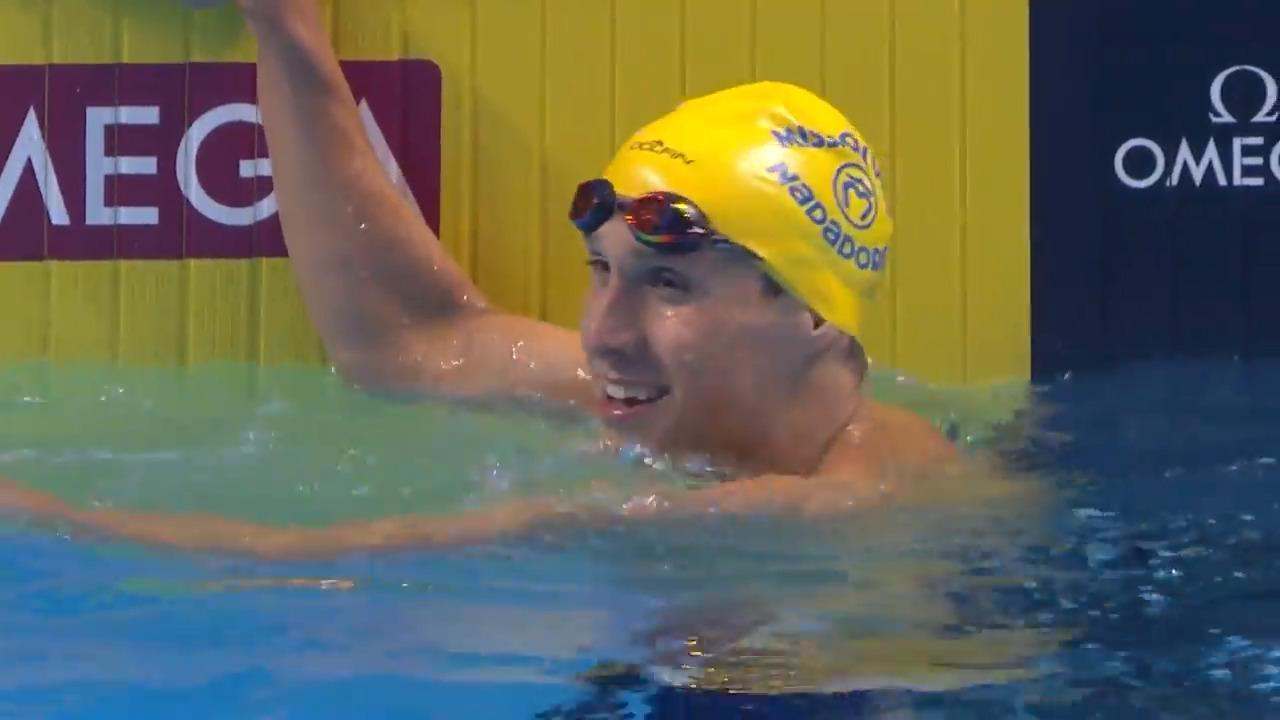 Bobby Finke Men's 800M Free   Swimming U.S. Olympic Team Trials 2021