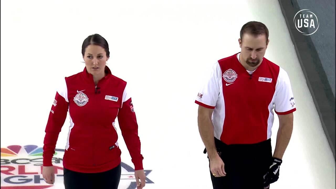 Tune In Feb. 17 For Curling Night In America