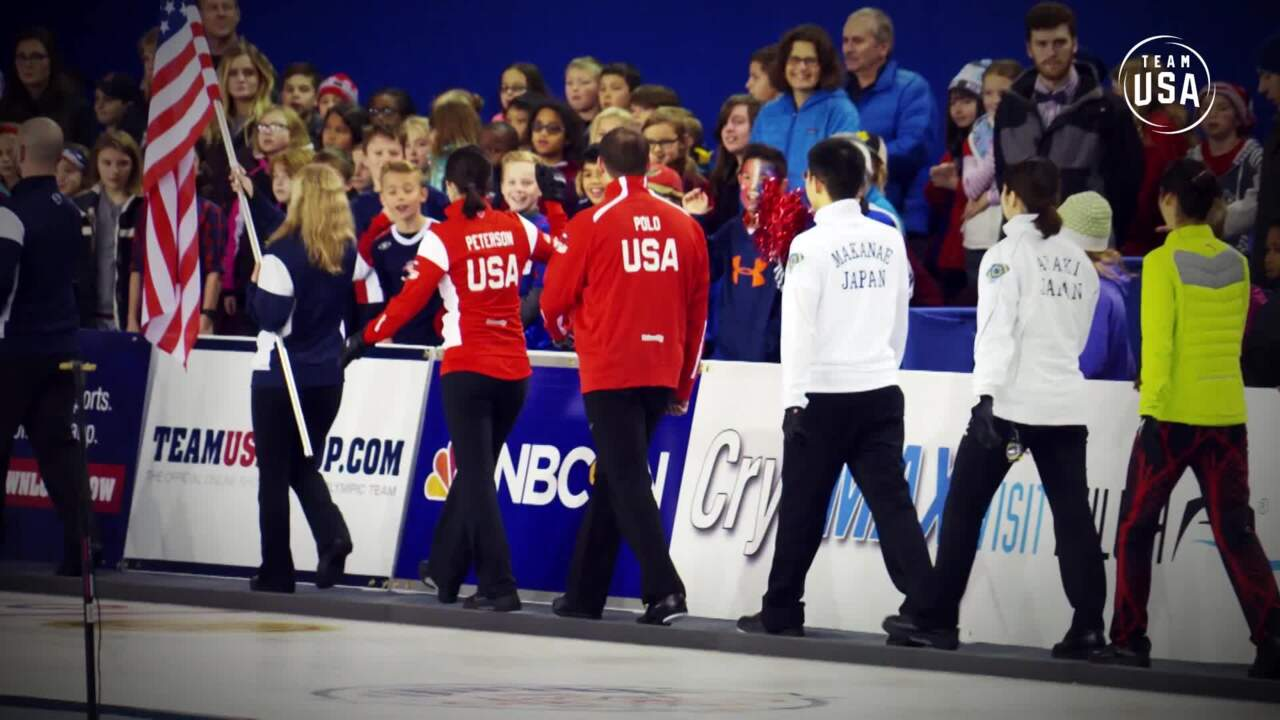 Tune In Jan. 19 For Curling Night In America