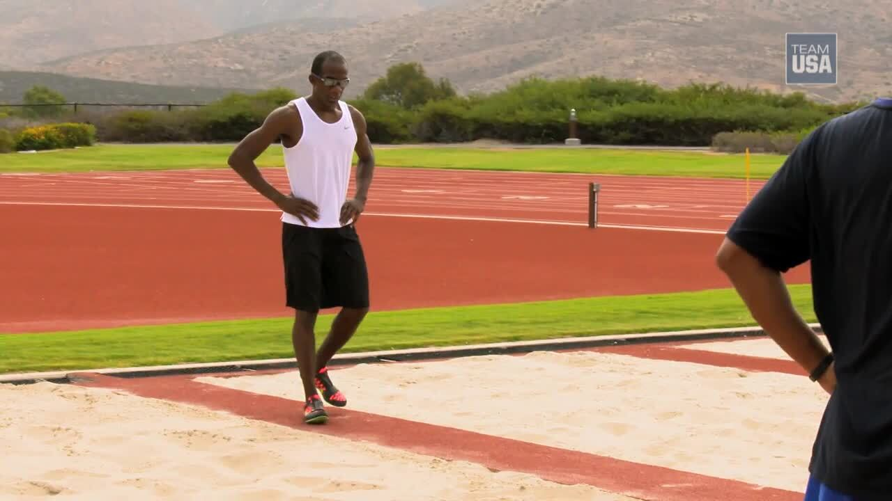 Lex Gillette Is Jumping Toward Rio