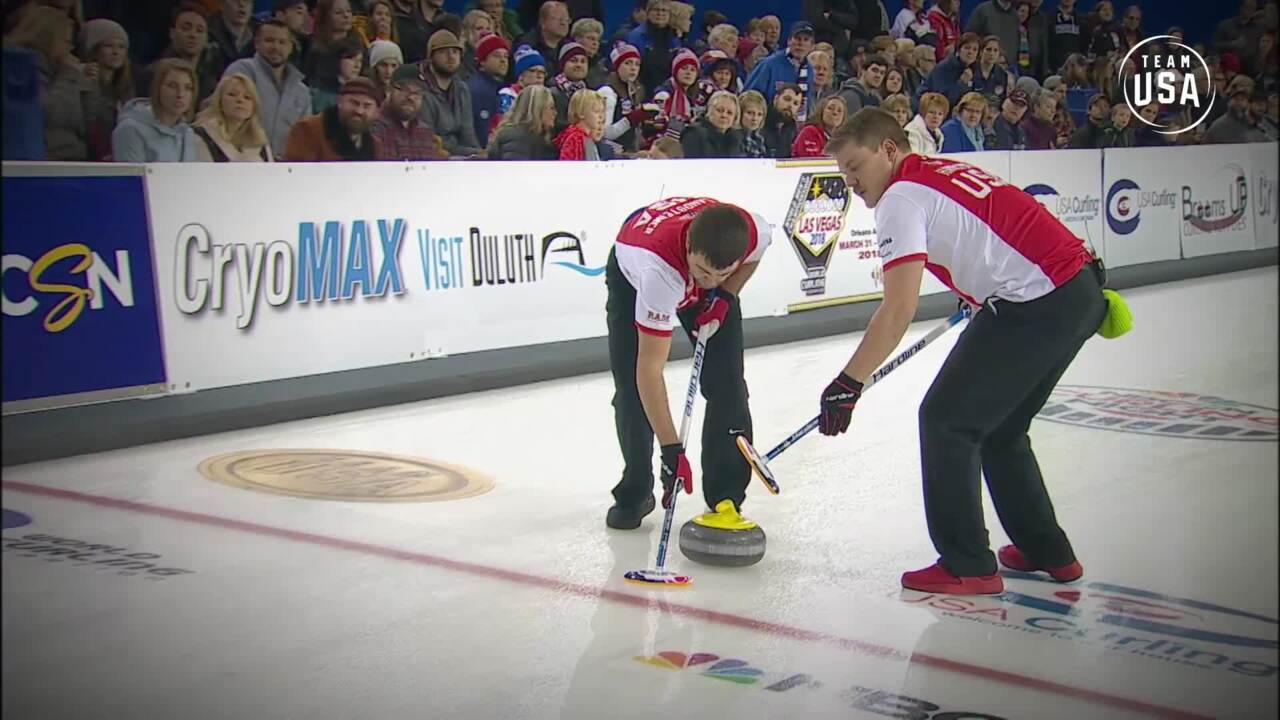 Curling Night In America | Learn Curling Lingo
