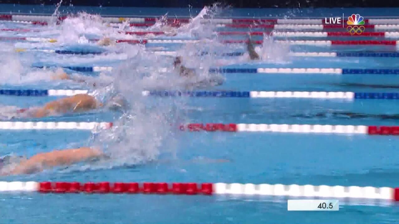 Olympic Swimming Trials | Highlights From Day 6