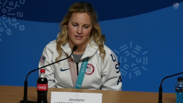 Family Support Propelled The U.S. Women's Hockey Team To Gold | Team USA In PyeongChang