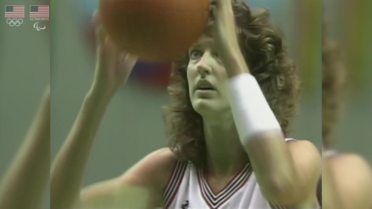 Anne Donovan - Basketball - U.S. Olympic & Paralympic Hall of Fame Nominee