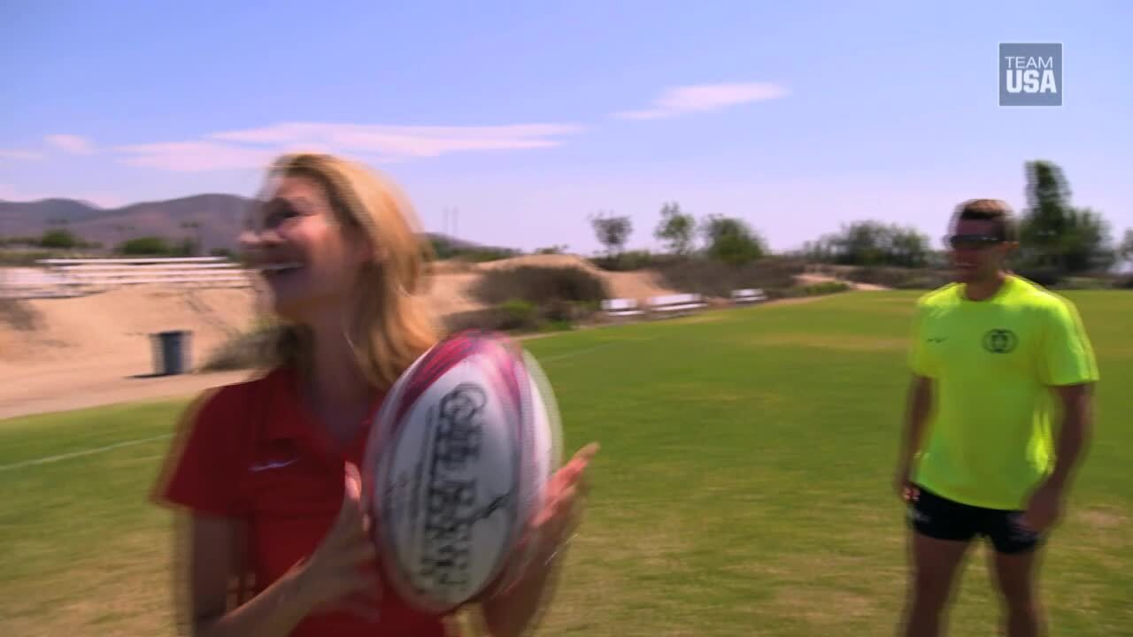 Ready For Rugby? Learn All About Rugby Sevens With The U.S. National Team