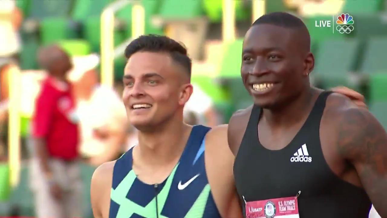 Men's 110 Meter Hurdles Final | Track & Field U.S. Olympic Team Trials 2021