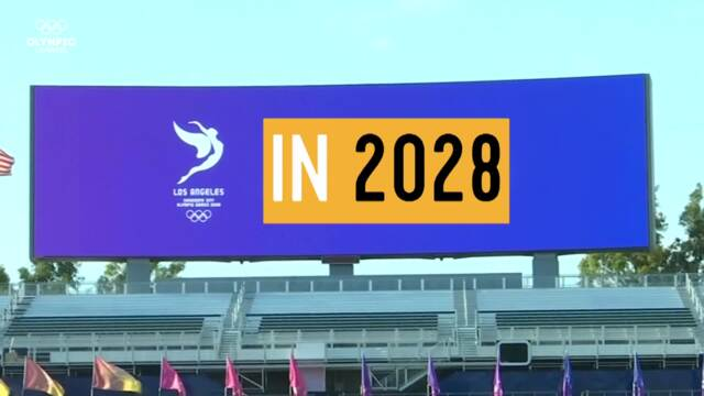 Olympic Channel: Los Angeles 2028