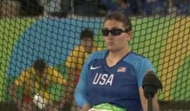 Rachael Morrison | Women's F51 Club Throw | 2016 Paralympic Games