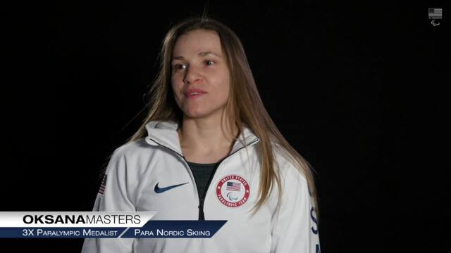 Oksana Masters On Being A Multi-Sport Paralympian | PyeongChang Paralympics
