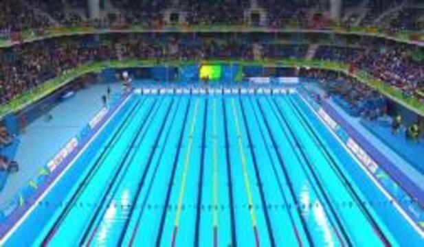 Women's 100M Backstroke- S7 Final | 2016 Paralympic Games