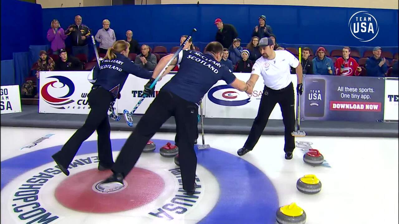 Tune In March 11 For Curling Night In America