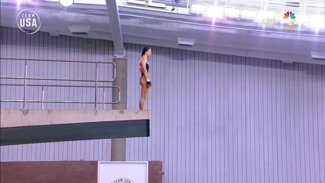 Olivia Rosendahl 10m Platform   Summer Champions Series   2017 USA Diving National Championships
