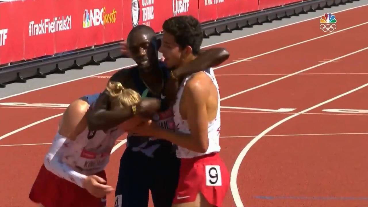 Men's 5000 Meter Final | Track & Field U.S. Olympic Team Trials 2021