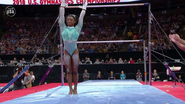 Simone Biles Is The Star Of U.S. Gymnastics Championships  | Summer Champions Series