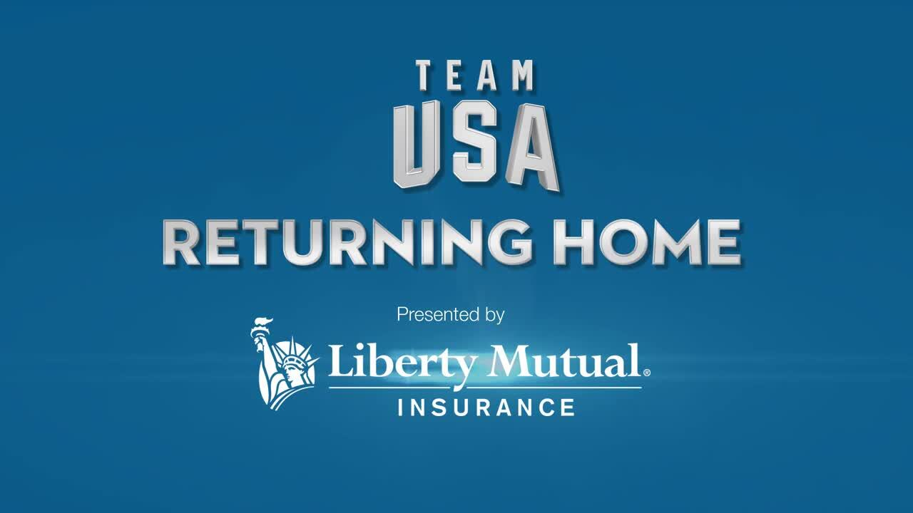 Team USA Presents: Returning Home - Tucker Dupree