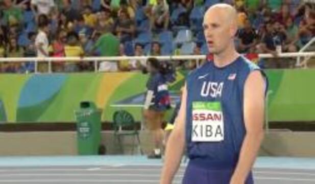 Jeff Skiba | Men's T44 High Jump Final | 2016 Paralympic Games