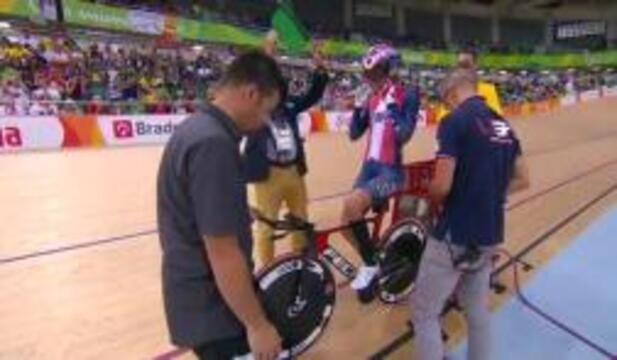 Jamie Whitmore | Women's C1-2-3 3000m Individual Pursuit Final | 2016 Paralympic Games