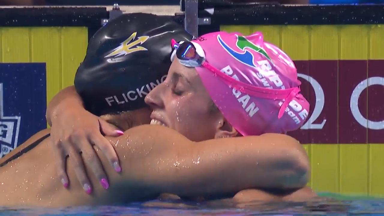 Hali Flinkinger Women's 200M Butterfly   Swimming U.S. Olympic Team Trials 2021