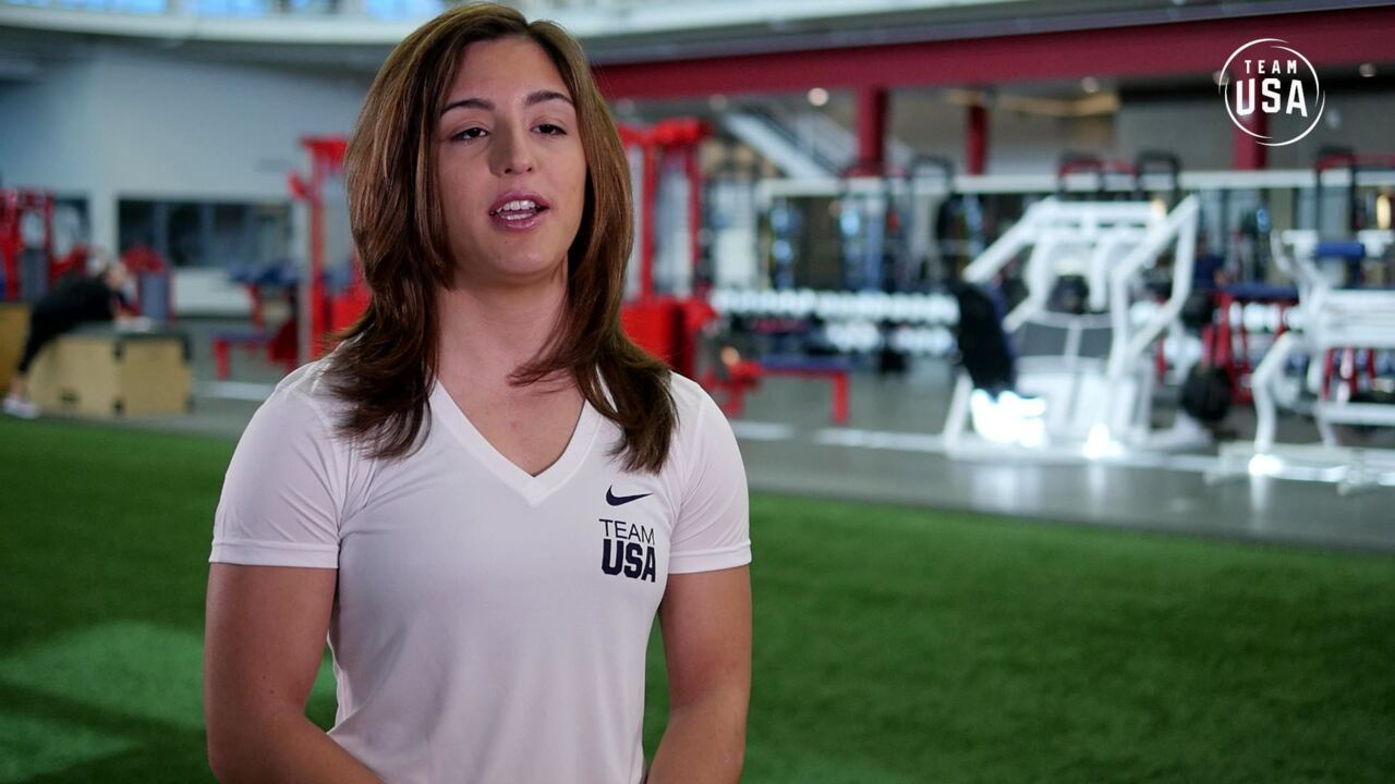 Meet 'N Greet: Letticia Martinez: Paralympic Swimming