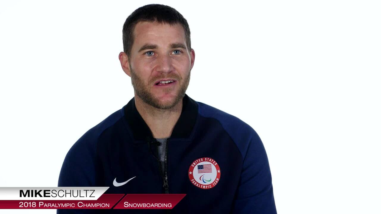 U.S. Para Snowboard Team Shares What They Are Thankful For This Holiday Season