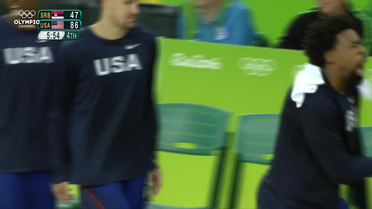 Olympic Channel: USA Win Third Consecutive Gold In Men's Basketball