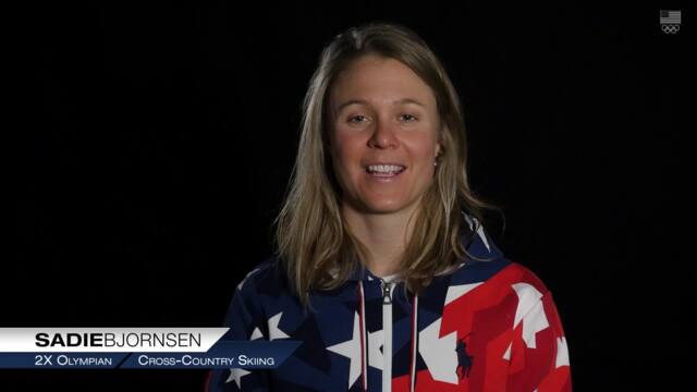 Team USA Insider presented by Nabisco | The Bjornsens And Pattersons Make Cross-Country Skiing A Family Affair