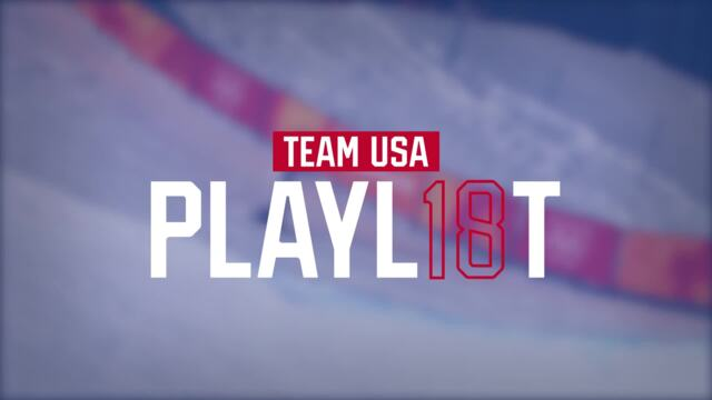 Team USA 2018 Playlist: Chloe Kim Becomes The Youngest Halfpipe Medalist