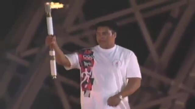 The U.S. Olympic Team's Tribute To Muhammad Ali