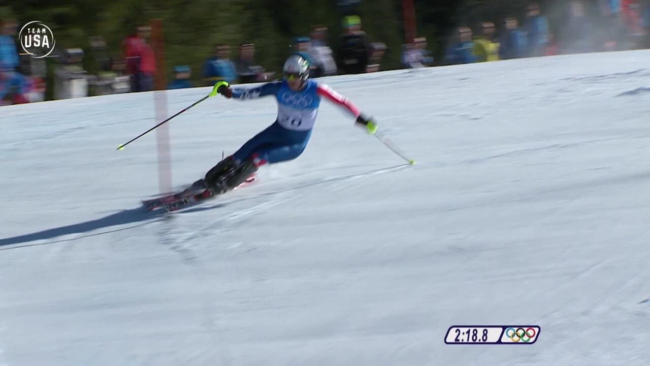 Team USA Olympic Anniversary | Bode Miller Vancouver 2010