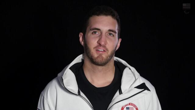 Mark Mann On Representing Team USA | PyeongChang Paralympics