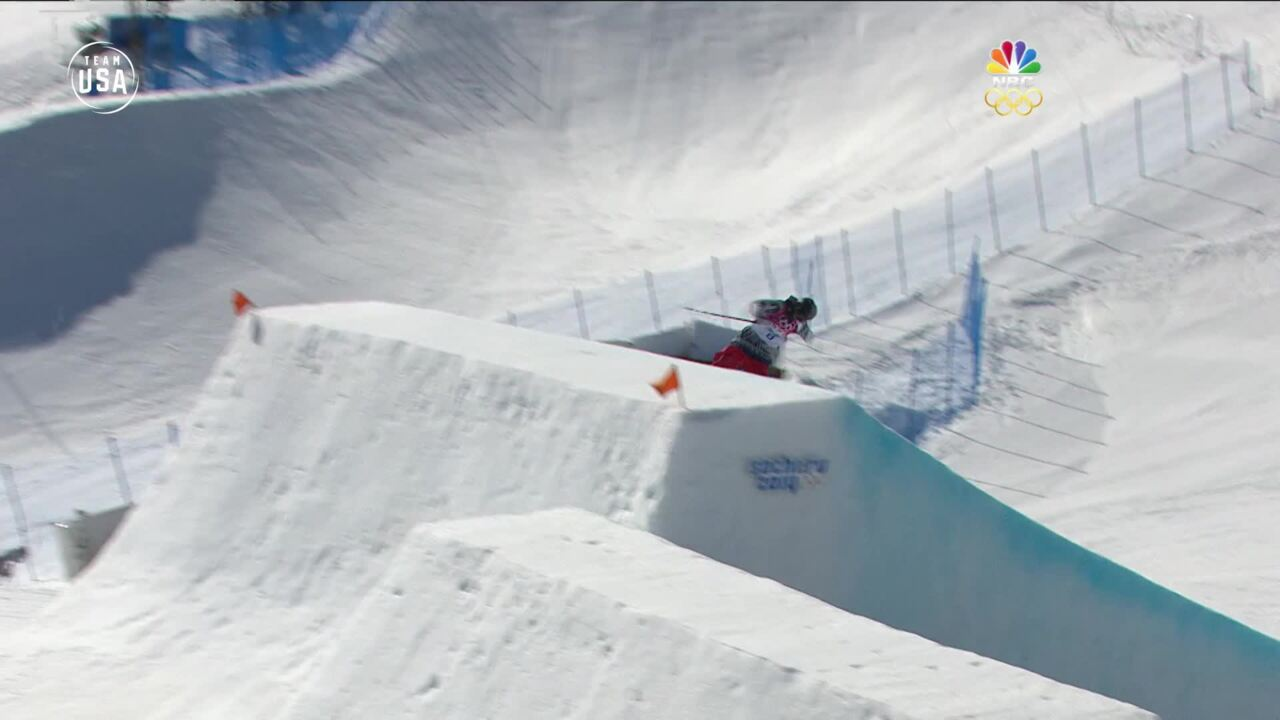 Team USA Olympic Anniversary | Men's Slopestyle Skiing Sweep Sochi 2014