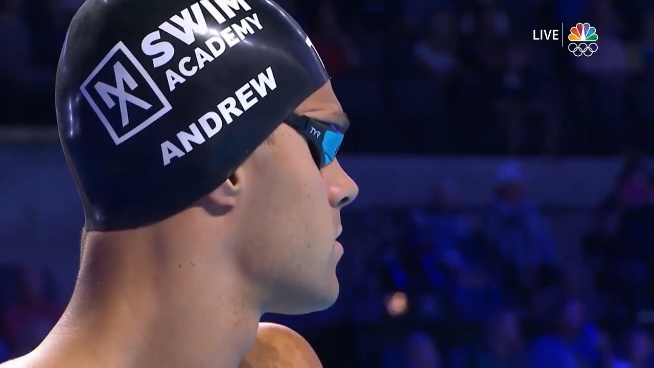 Michael Andrew Wins Men's 200 IM | Swimming U.S. Olympic Team Trials 2021