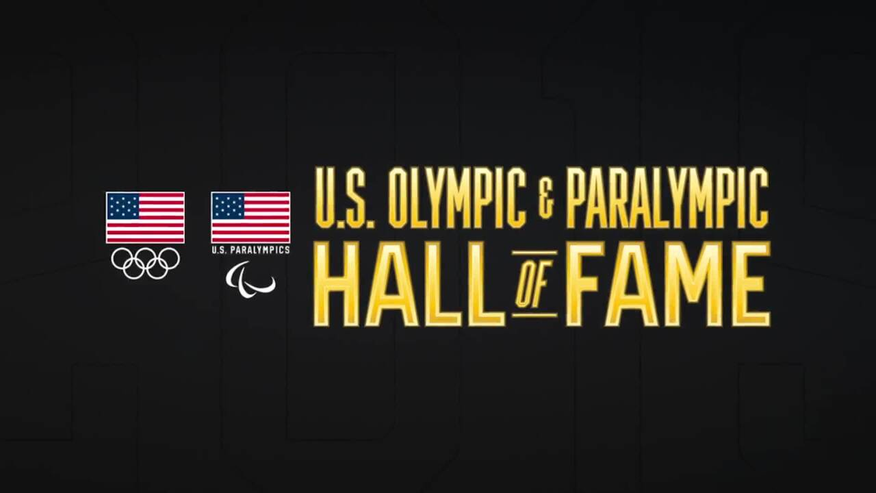 The U.S. Olympic & Paralympic Hall of Fame: Class of 2019