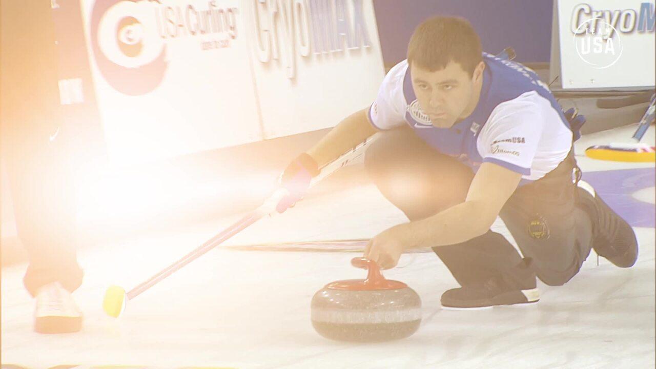 Curling Night In America | U.S. vs China Highlights - Episode 1