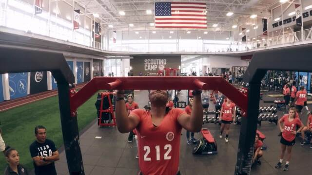 """Team USA And 24 Hour Fitness Find """"The Next Olympic Hopeful"""""""