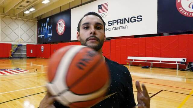 Team USA Insider | Meet Jorge Sanchez