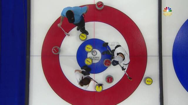 Olympic Mixed Doubles Curling Trials | Christensen-Shuster Take A Two-Point Lead Over Walker-Smith