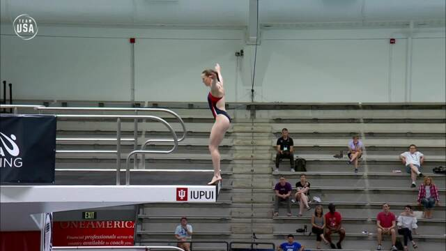 Women's Diving Nationals: Magaña, Schnell, Bromberg