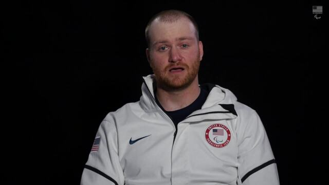 Stephen Lawler On The First Time He Skied | PyeongChang Paralympics