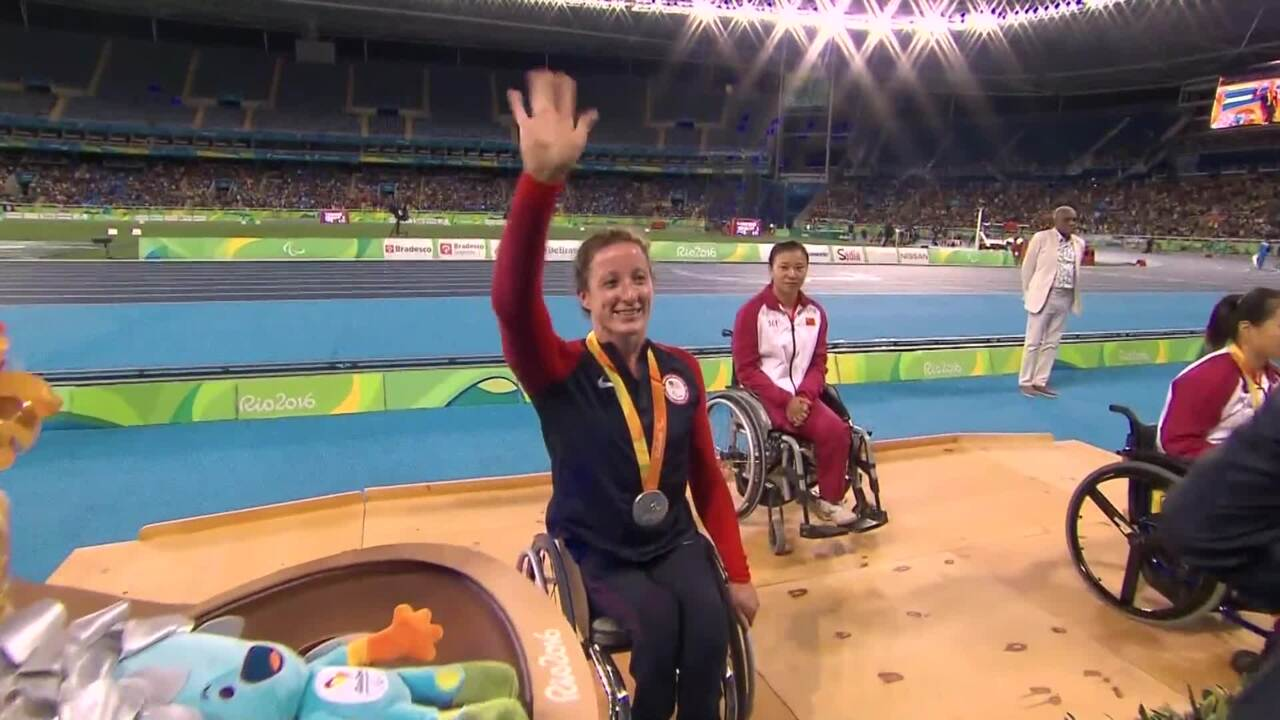 Highlights From Day 2 Of The Rio 2016 Paralympic Games | Presented by Bridgestone